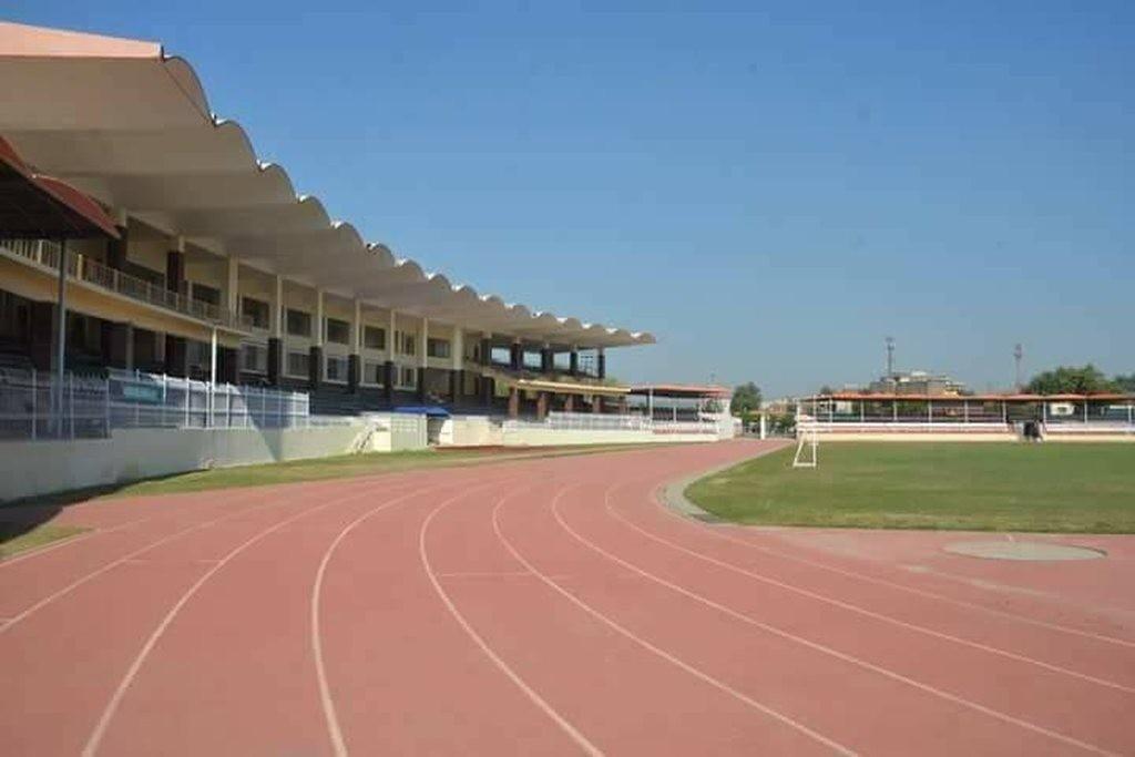 Peshawar Sports Complex (Qayyum Stadium) - Sports Facility - Khilari