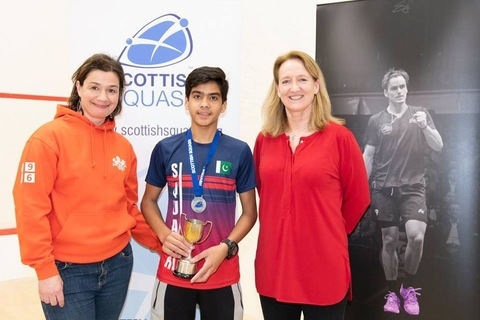 Pakistan's juniors win 2 Gold & 1 Silver in Scottish Junior