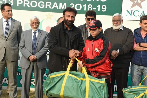 Lahore lifts PCB Under-13 Inter-Regional Cricket Tournament