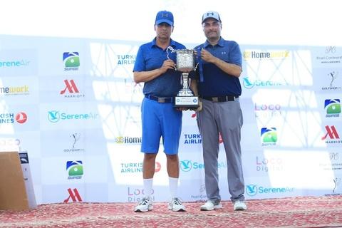 Interloop Int'l wins first leg of World Corporate Golf