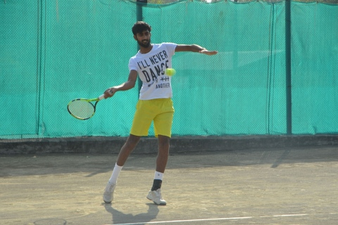 Heera, Khunsha loose on day 4 of Subh-e-Nau Tennis Tournament - Khilari